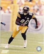 Plaxico Burress SUPER SALE Pittsburgh Steelers 8x10 Photo