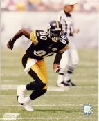 Plaxico Burress LIMITED STOCK Pittsburgh Steelers 8x10 Photo