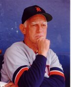 Sparky Anderson Detroit Tigers 8X10 Photo LIMITED STOCK