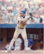 Howard Johnson New York Mets 8X10 Photo LIMITED STOCK