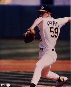 Todd Van Poppel Oakland A's 8x10 Photo LIMITED STOCK