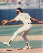 Dennis Eckersley Oakland Athletics 8X10 Photo LIMITED STOCK