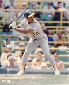 Rickey Henderson Oakland Athletics LIMITED STOCK 8X10 Photo
