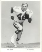 Todd Fowler Original Team Issued Dallas Cowboys 8X10 Photo Comes in Top Load
