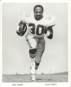 Timmy Newsome Original Team Issued Dallas Cowboys 8X10 Photo Comes in Top Load
