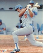Mike Marshall LIMITED STOCK Glossy Card Stock LA Dodgers 8X10 Photo