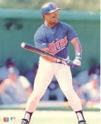 Kirby Puckett Minnesota Twins Glossy Card Stock LIMITED STOCK 8X10 Photo