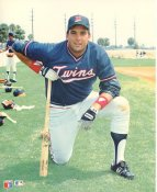 Kent Hrbek Minnesota Twins Glossy Card Stock LIMITED STOCK 8X10 Photo