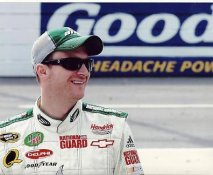 Dale Earnhardt Jr. LIMITED STOCK 8X10 Photo