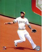 Starling Marte Pittsburgh Pirates SATIN 8X10 Photo