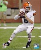 Johnny Manziel Cleveland Browns SATIN 8X10 Photo