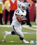 Maurice Jones Drew Oakland Raiders SATIN 8x10 Photo