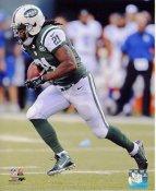 Chris Johnson New York Jets SATIN 8X10 Photo