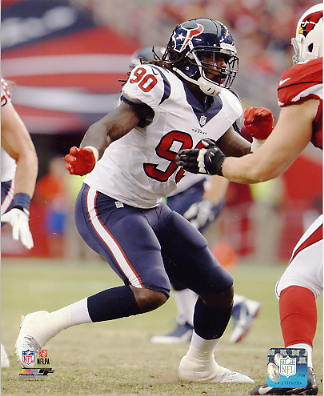 Jadeveon Clowney Houston Texans SATIN 8X10 Photo
