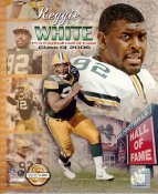 Reggie White 2006 Hall Of Fame Green Bay Packers NUMBERED LIMITED EDITION 8X10 Photo