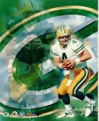 Brett Favre Green Bay Packers Slight Creases on Edge SUPER SALE 8X10 Photo