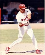 Juan Gonzalez Texas Rangers LIMITED STOCK 8X10 Photo