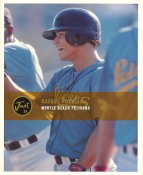 Rafael Furcal LIMITED STOCK Myrtle Beach Pelicans with Game Stats on Back Just 2K Card 8X10 Photo