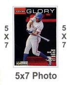 Jose Cruz Jr. 5x7 Upper Deck Card 1998 SUPER SALE Toronto Blue Jays 5x7 Photo