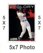 Frank Thomas 5x7 Upper Deck Card 1998 SUPER SALE Chicago White Sox 5x7 Photo