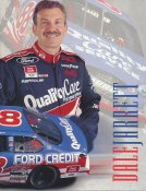 Dale Jarrett LIMITED STOCK Opens Up With More Pictures 8.5x11 Photo