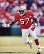 Rickey Jackson LIMITED STOCK San Francisco 49ers 8X10 Photo
