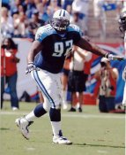 Albert Haynesworth Tennessee Titans LIMITED STOCK 8X10 Photo