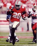 "Chris Wells ""Beanie Wells"" LIMITED STOCK Ohio State 8X10 Photo"