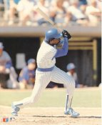 Andre Dawson LIMITED STOCK Glossy Card Stock Chicago Cubs 8X10 Photo
