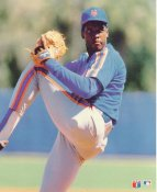 Dwight Gooden New York Mets LIMITED STOCK Glossy Card Stock 8X10 Photo