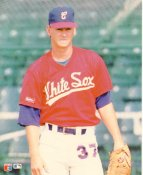 Bobby ThigpenLIMITED STOCK Glossy Card Stock Chicago White Sox 8x10