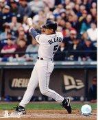 John Olerud LIMITED STOCK New York Mets 8X10 Photo