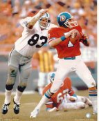Ted Hendricks LIMITED STOCK Oakland Raiders 8X10 Photo