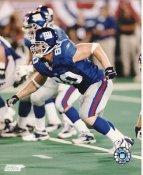 Jeremy Shockey LIMITED STOCK New York Giants 8X10 Photo