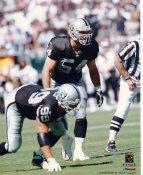 Greg Biekert LIMITED STOCK Oakland Raiders 8X10 Photo