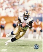 Marshall Faulk LIMITED STOCK St. Louis Rams 8X10 Photo