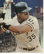 Frank Thomas LIMITED STOCK Chicago White Sox 8x10 Photo