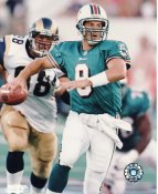Jay Fiedler Miami Dolphins LIMITED STOCK 8X10 Photo