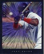 Tony Gwynn LIMITED STOCK San Diego Padres Pinnacle Zenith Dufex 8X10 Photo