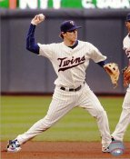 Brian Dozier Minnesota Twins SATIN 8X10 Photo