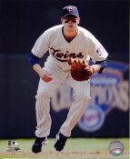 Justin Morneau Minnesota Twins SATIN 8X10 Photo