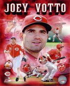 Joey Votto Cincinatti Reds SATIN 8X10 Photo