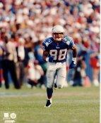 Terry Glenn New England Patriots LIMITED STOCK 8X10 Photo
