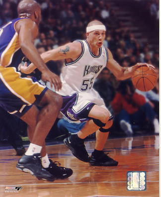 Mike Bibby Sacramento Kings 8X10 Photo LIMITED STOCK
