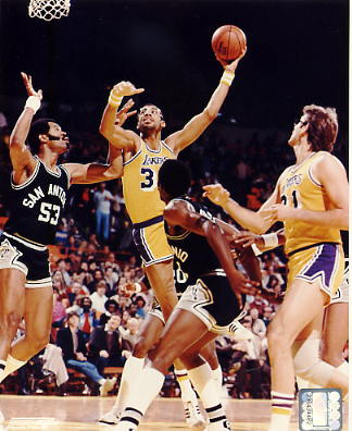 Kareem Abdul-Jabbar Los Angeles Lakers LIMITED STOCK 8x10 Photo