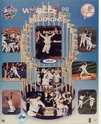 Yankees 1998 World Champions New York Team Photo LIMITED STOCK 8X10 Photo