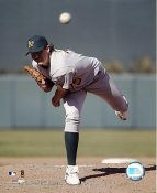 Barry Zito LIMITED STOCK Oakland Athletics 8X10 Photo