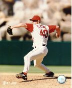 Troy Percival LIMITED STOCK Anaheim Angels 8x10 Photo