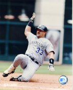 Larry Walker LIMITED STOCK Colorado Rockies 8X10 Photo