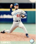 Chan Ho Park Los Angeles Dodgers LIMITED STOCK 8X10 Photo